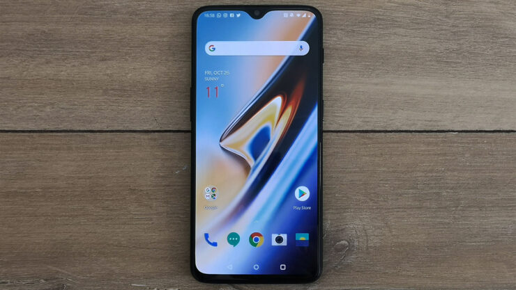 discount on OnePlus 6T discount