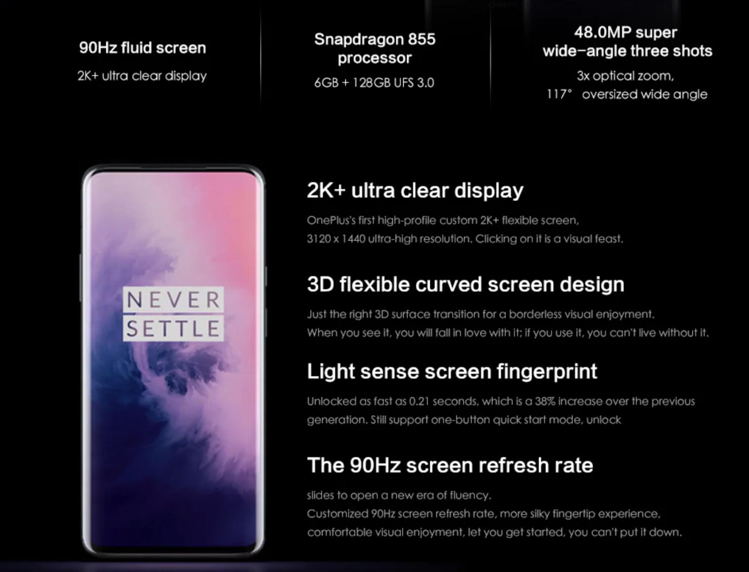OnePlus 7 Pro discount