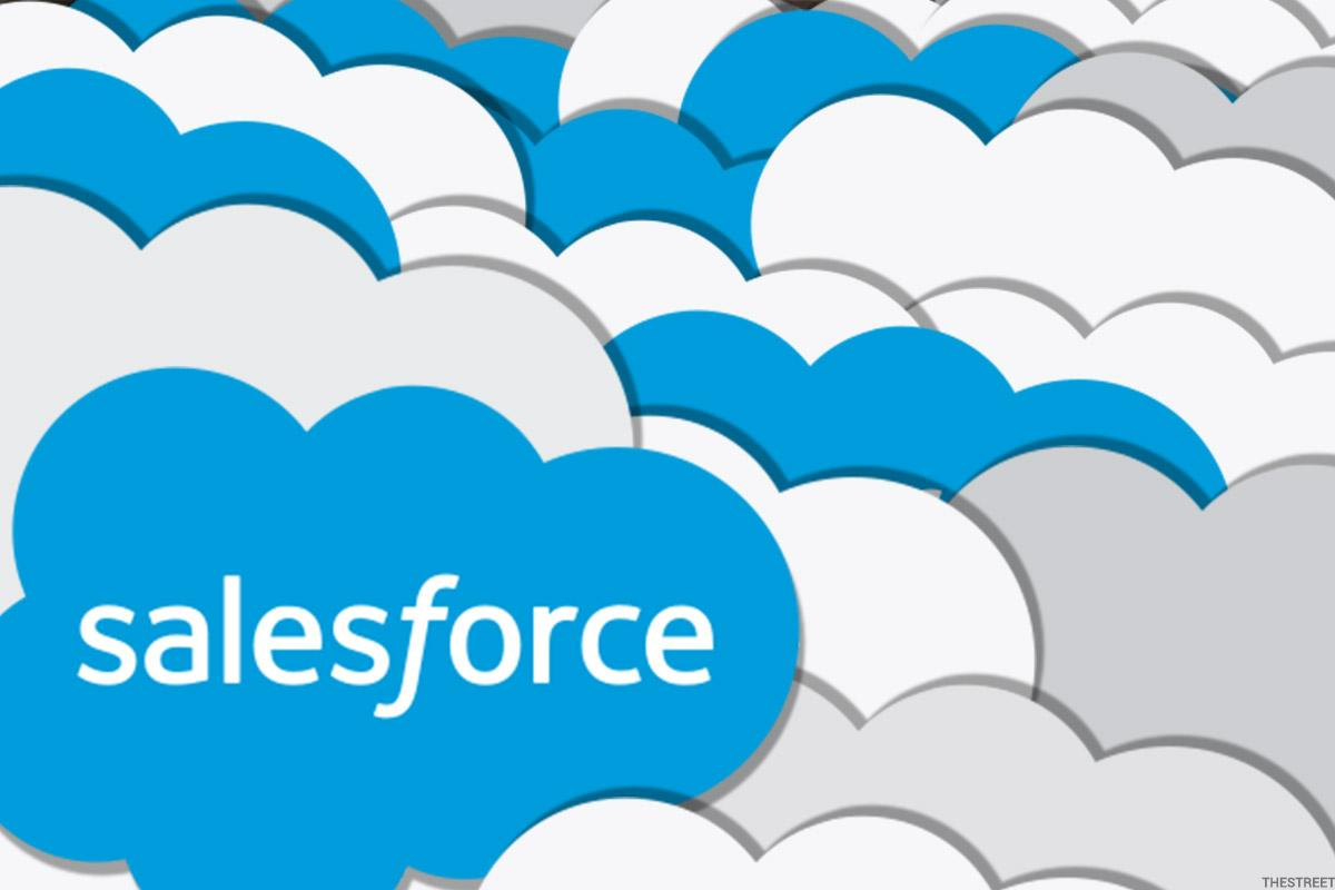 Salesforce Just Spent $15 3 Billion In Bid To Win Cloud Market Share