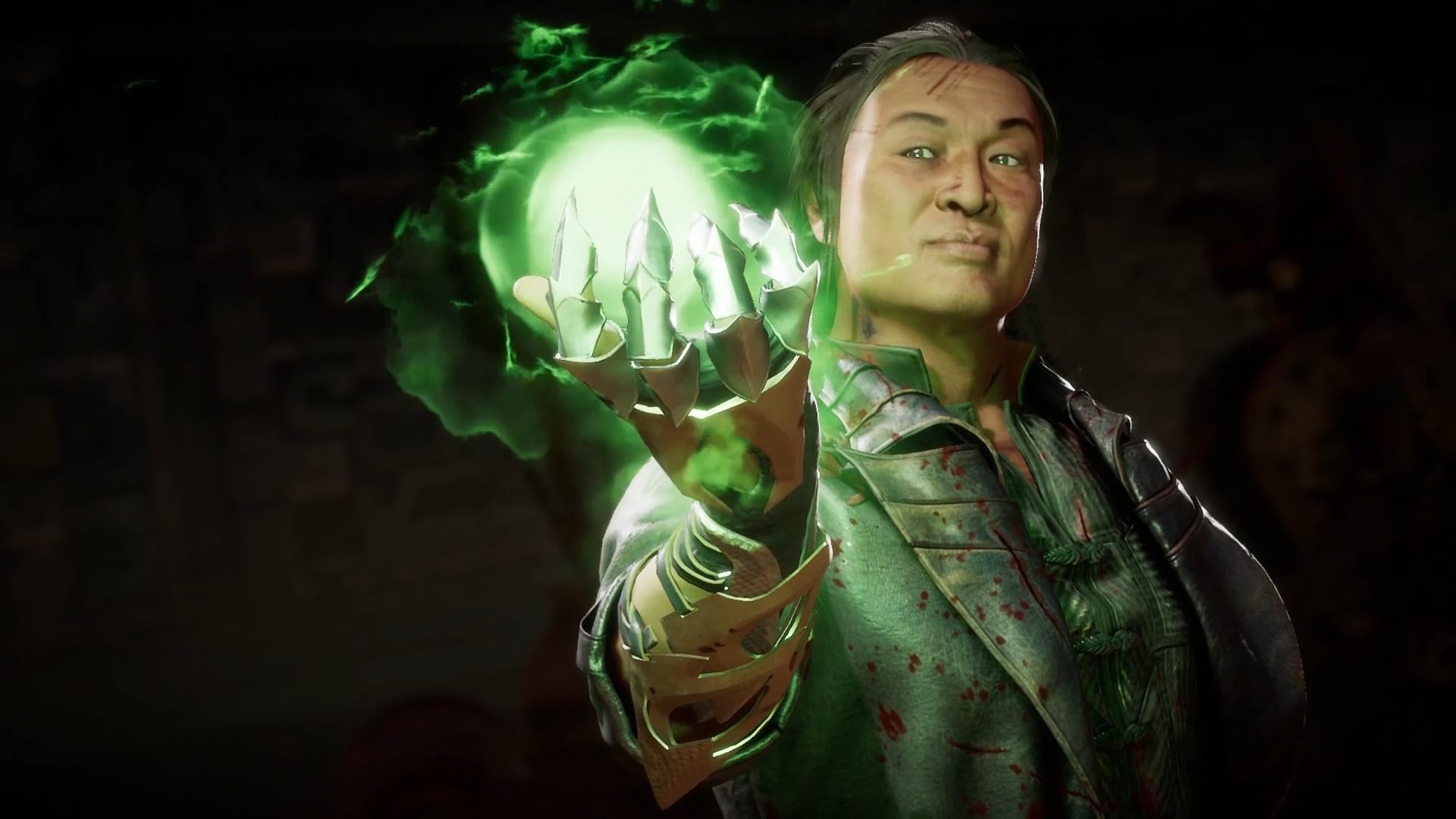 Mortal Kombat 11 Shang Tsung Hands On Impressions His Soul Is
