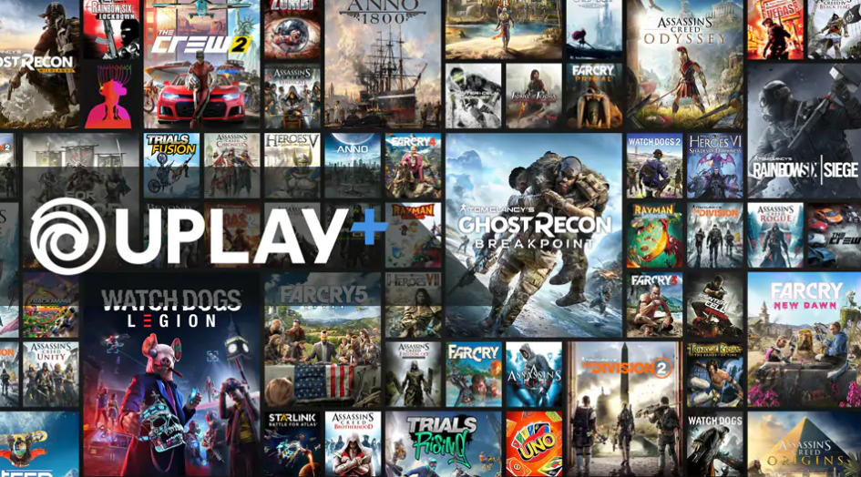 Ubisoft's Uplay+ Subscription Service Launched, Free Until