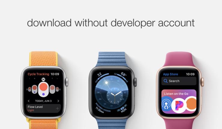 watchOS 6 beta 2