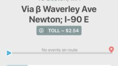 Waze Starts Listing Toll Prices in the US & Canada