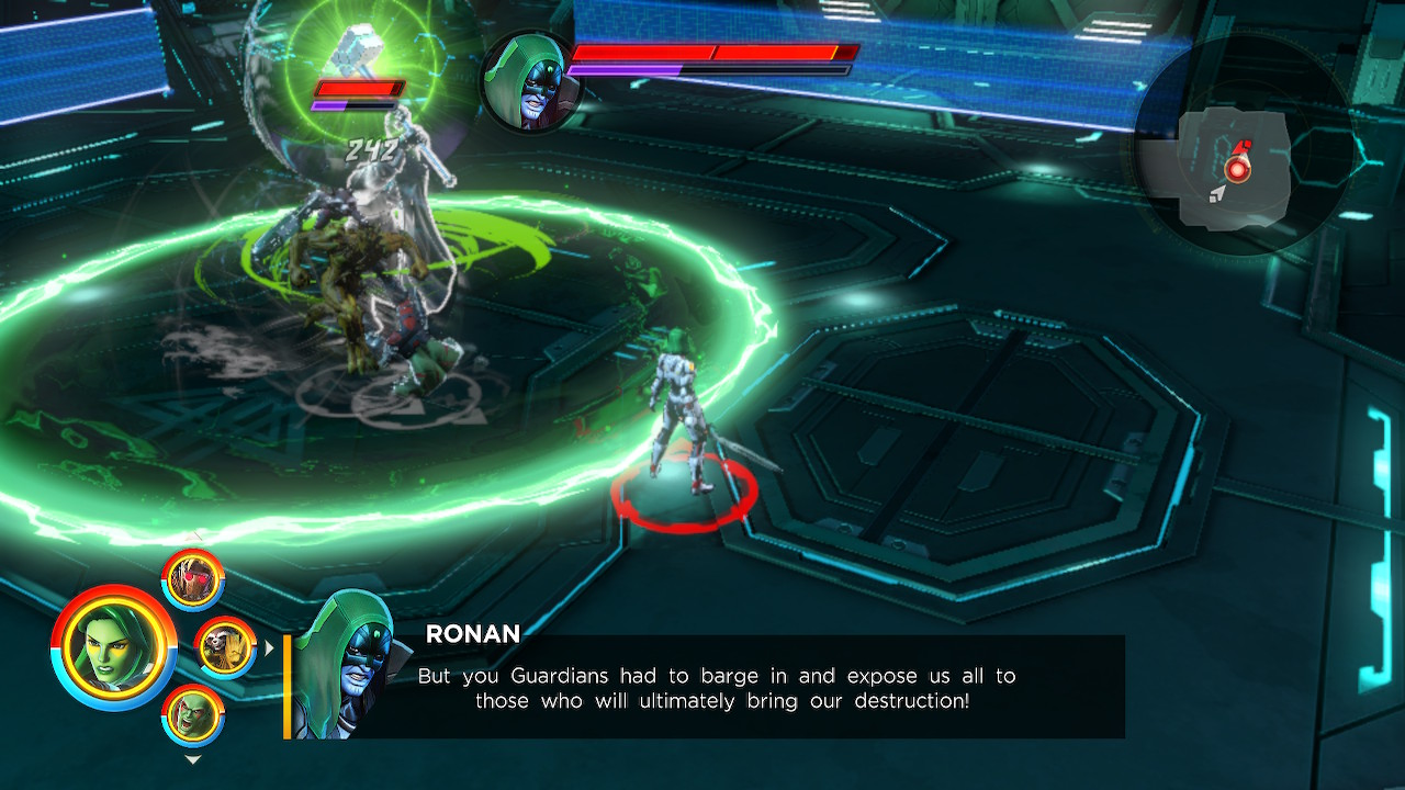 Marvel Ultimate Alliance 3: The Black Order Review - An ...