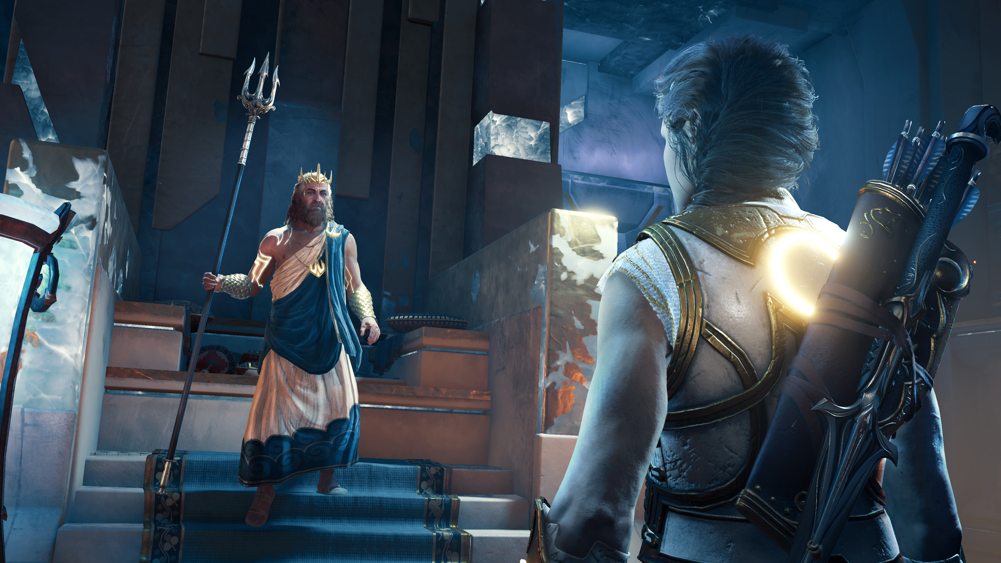 The Fate Of Atlantis Assassin S Creed Odyssey Second Expansion