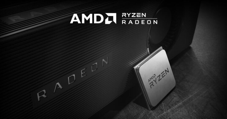 Amd S Updated Roadmap Suggest Zen 3 Ryzen 4000 Cpus Before Rdna 2 Radeon Rx 7nm Gpus Aiming 2020 Launch