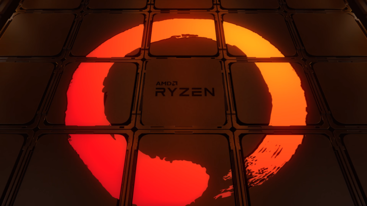 AMD Ryzen Overtakes Intel Core CPUs Market Share In Major