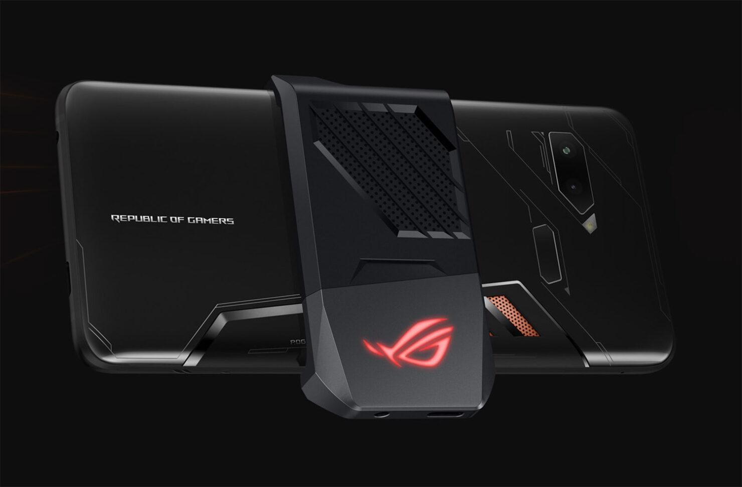 Asus ROG Phone 2 hasta extremadamente bajo por un tiempo limitado: con Snapdragon 855 Plus, 8 GB de RAM, más 2