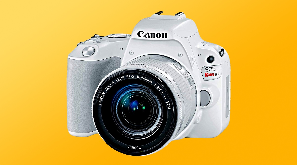 Prime Day Special: Canon EOS SL2 With Kit Lens and Dual