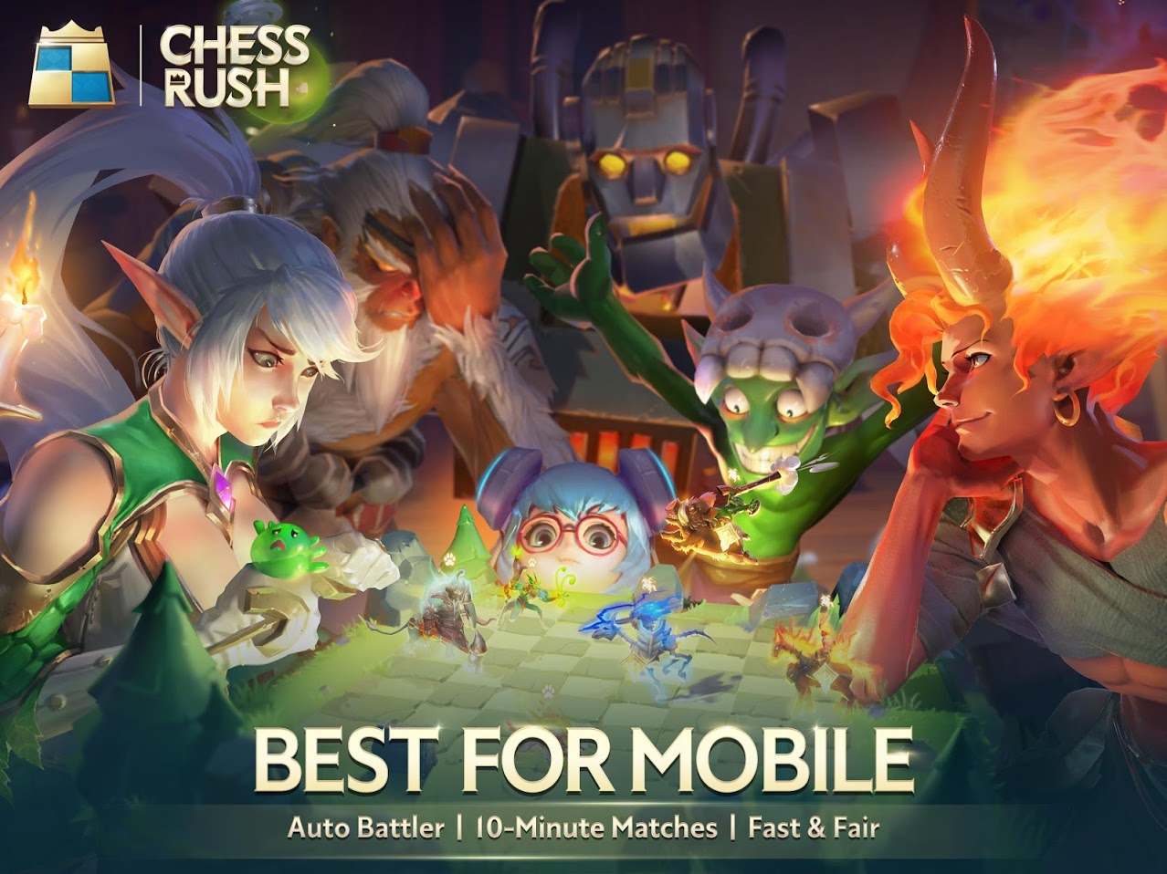 Tencent Gets In on the Auto Chess Bandwagon With a Game