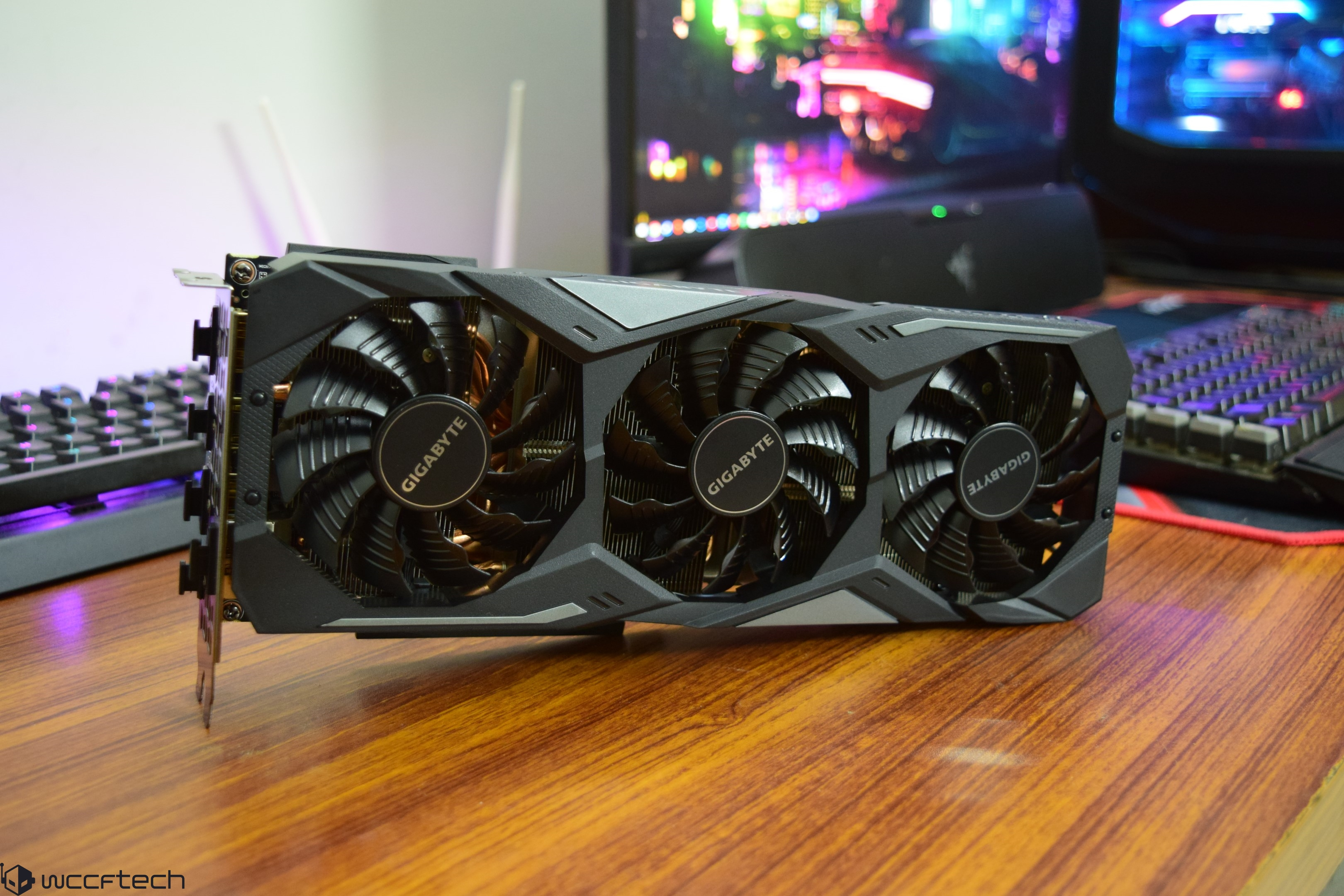 Gigabyte GeForce RTX 2070 SUPER Gaming OC 8 GB Graphics Card Review