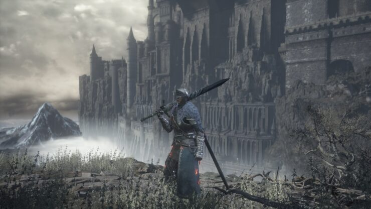 Dark Souls 3 BloodBorne Mod Brings Weapons From