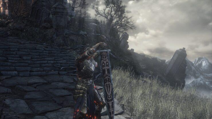 Dark Souls 3 bloodborne mod4