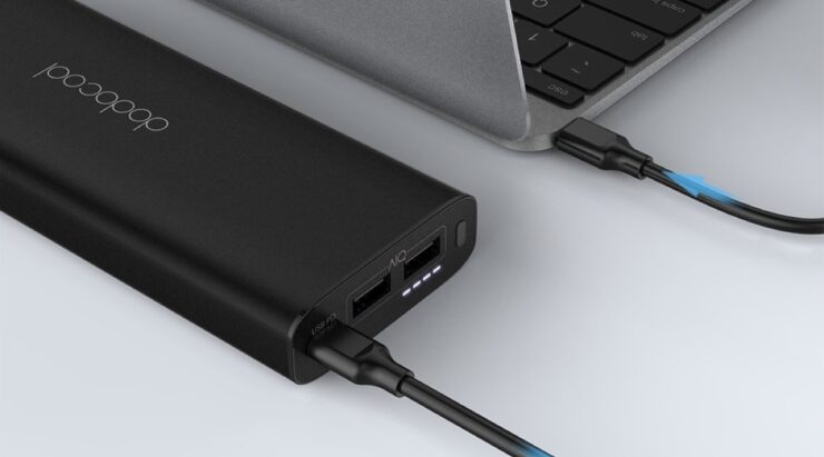 USB-C power bank