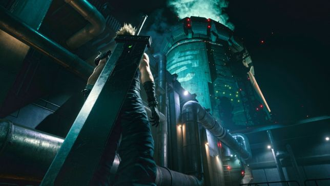 Final Fantasy VII Remake Demo release