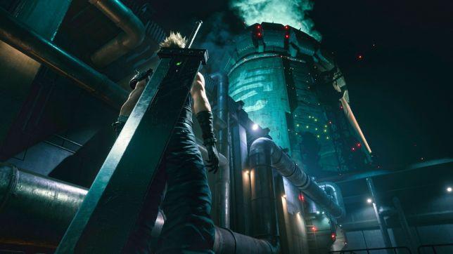 Final Fantasy VII Remake Demo Release