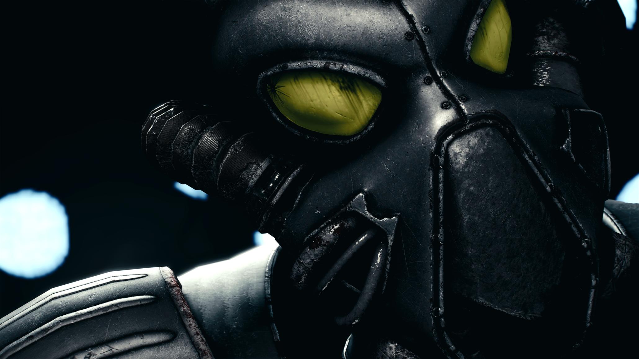 Fallout 4 Enclave Armor Mod Adds Enclave Remnants Power
