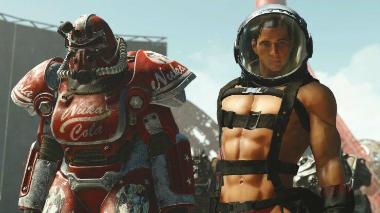 Fallout 4 HD Texture Packs Mod