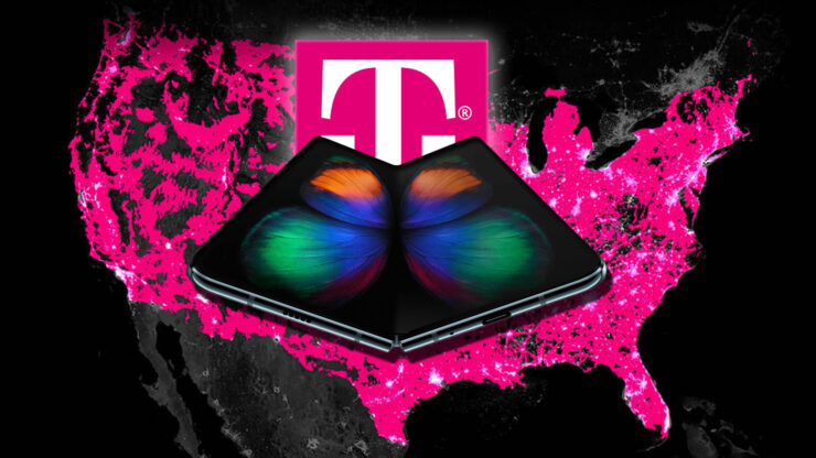 T-Mobile will not sell the Galaxy Fold when it launches once more