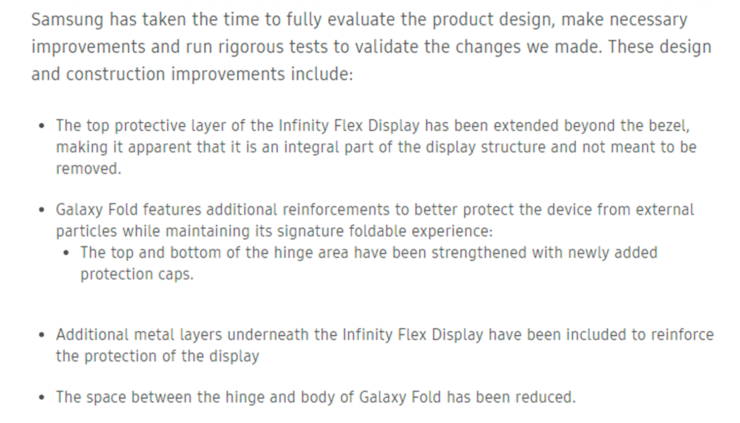 Galaxy Fold launch confirmed by Samsung
