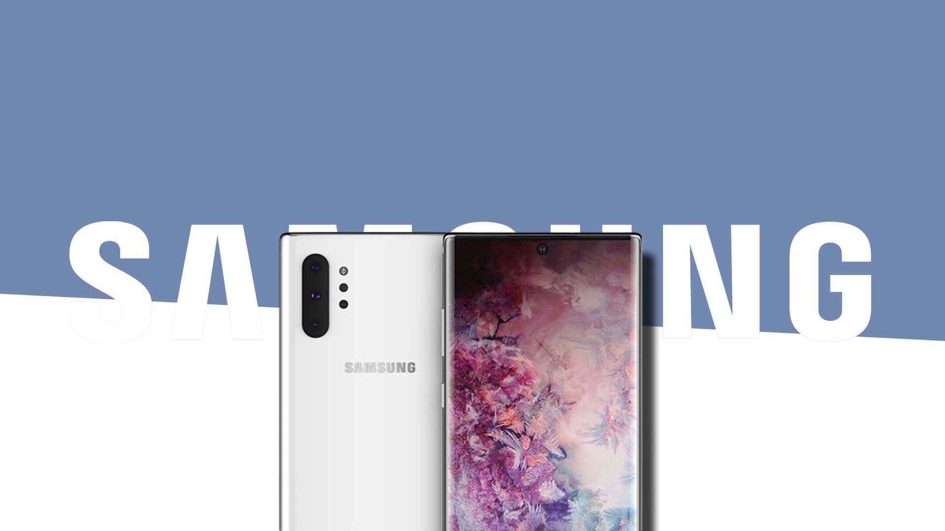 Galaxy Note 10 internal storage options include 1TB model
