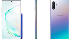 Galaxy Note 10 Plus press image leaks