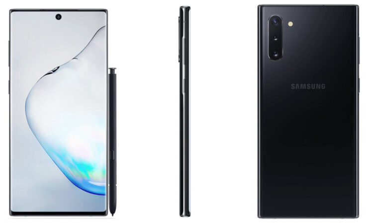 Galaxy Note 10 price for base model is expensive