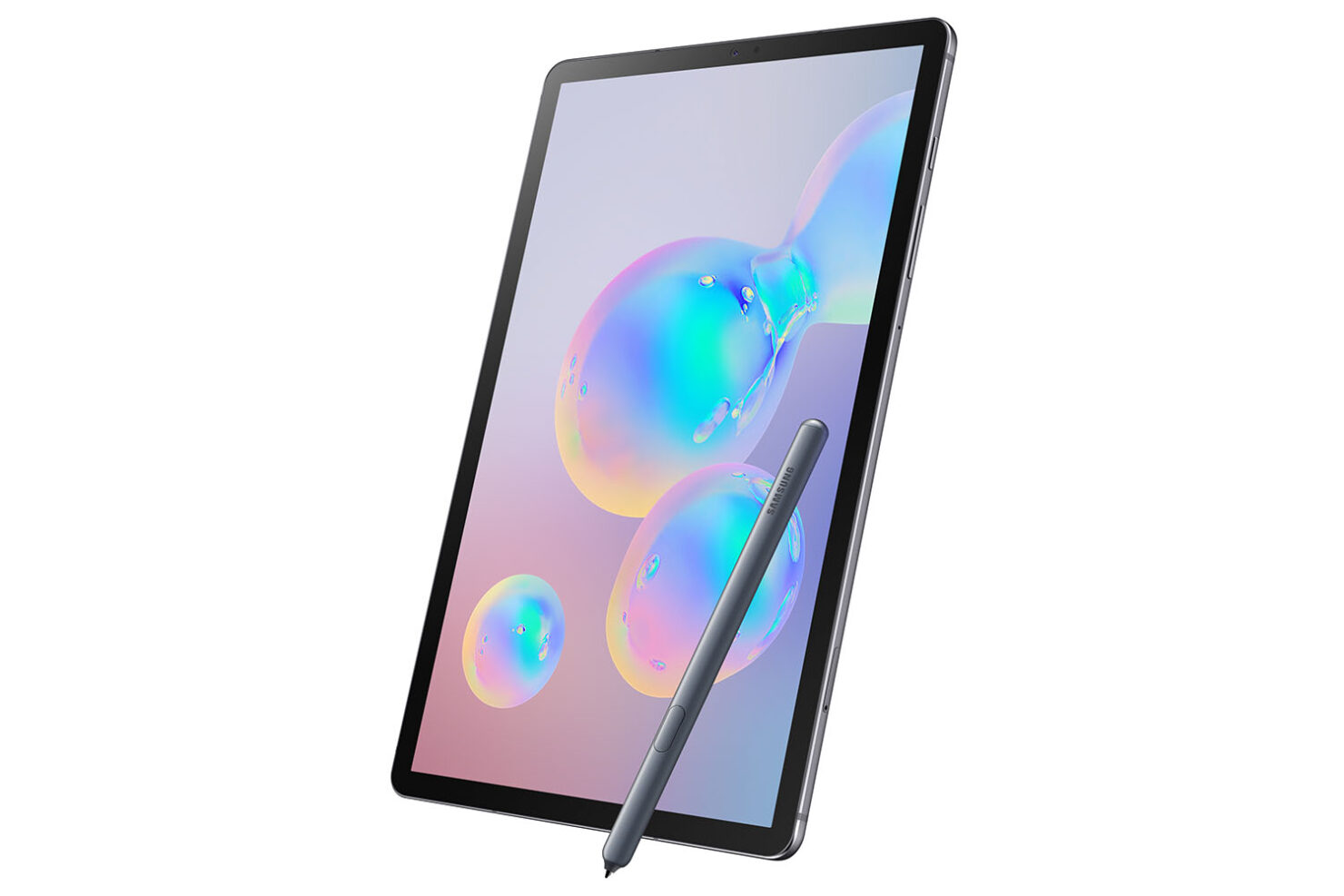 Galaxy Tab S6 from Samsung focuses on increasing your productivity