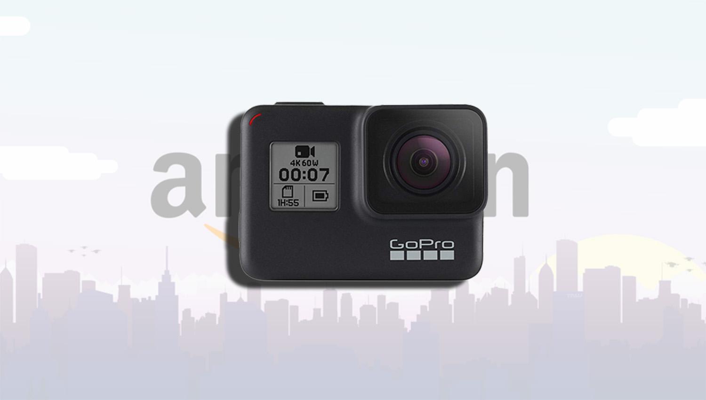 Prime Day 2019 Killer Action Camera Deal Brings GoPro HERO7