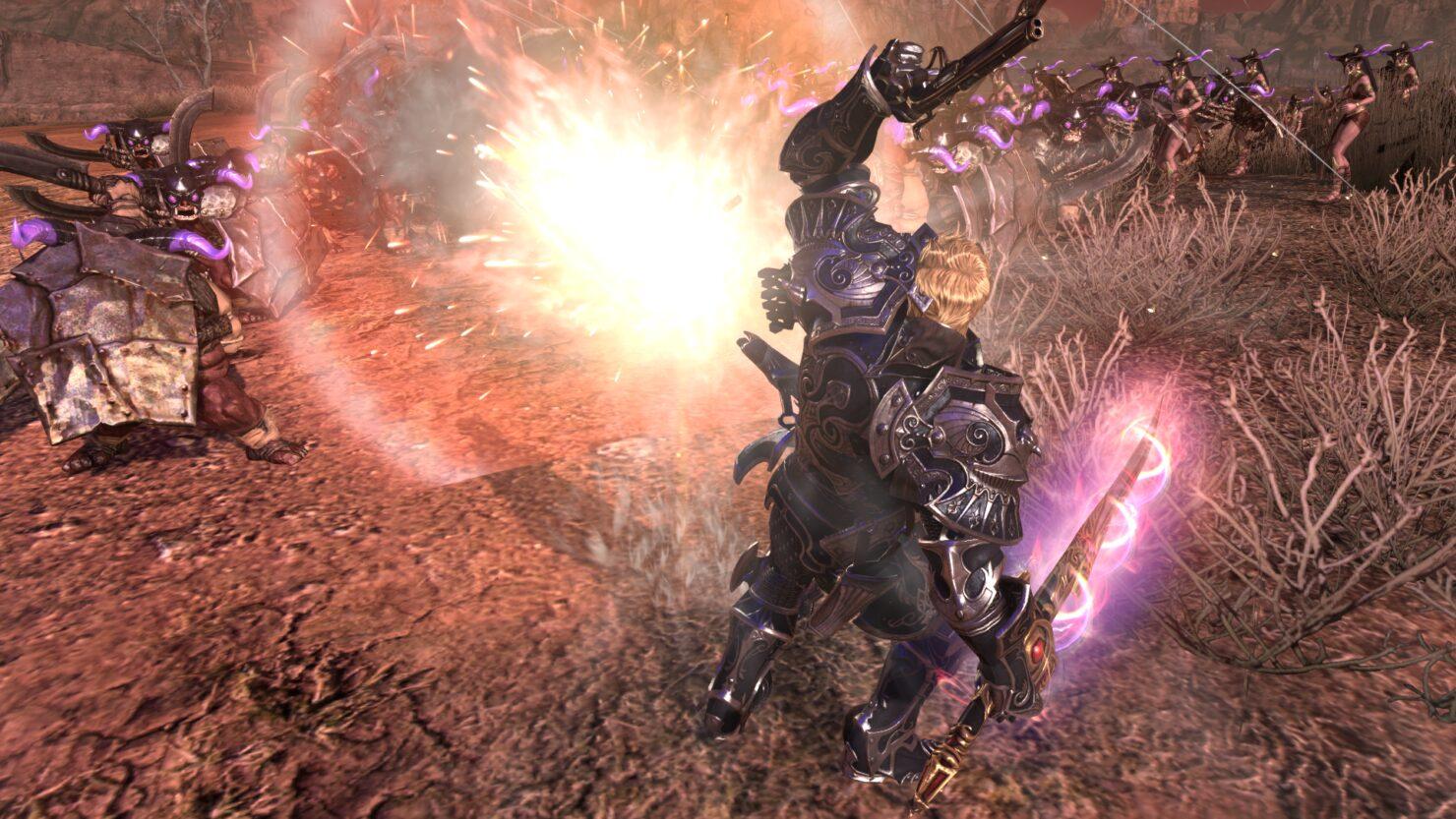 kuf2_gameplay_corridor_battle