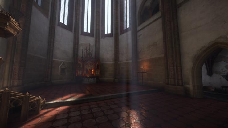 Kingdom Come Deliverance Volumetric Fog Shadows Mod