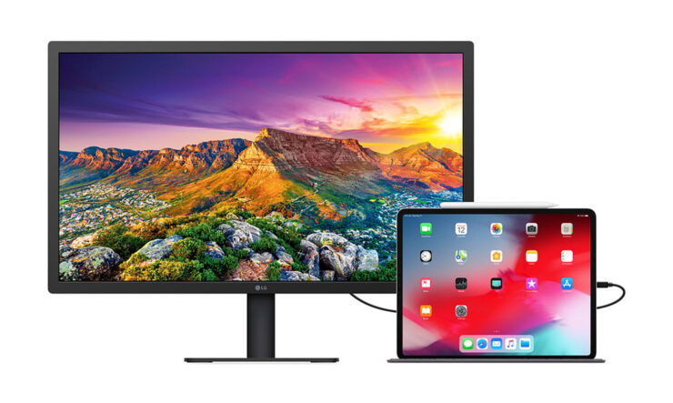 LG unveils two new UltraFine displays for Apple's products