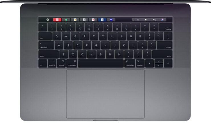 16 inch MacBook Pro keyboard to adopt scissor switch design