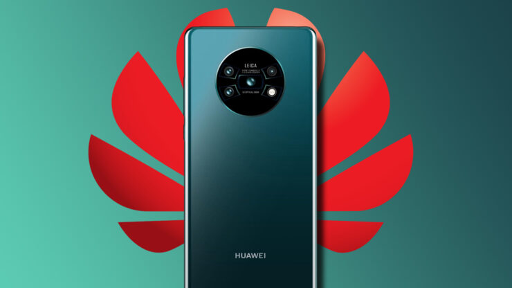 Mate 30 Pro gets matrix camera and cine-lens trademarks