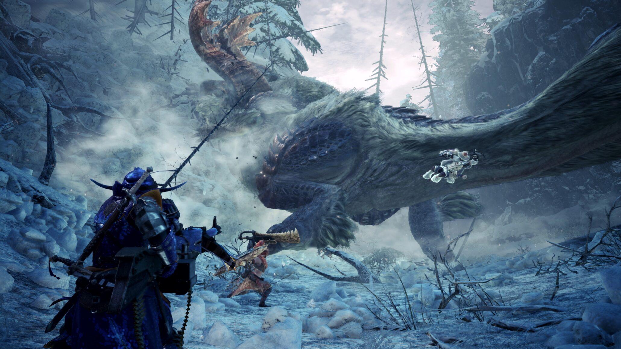 Resultado de imagem para monster hunter Iceborne