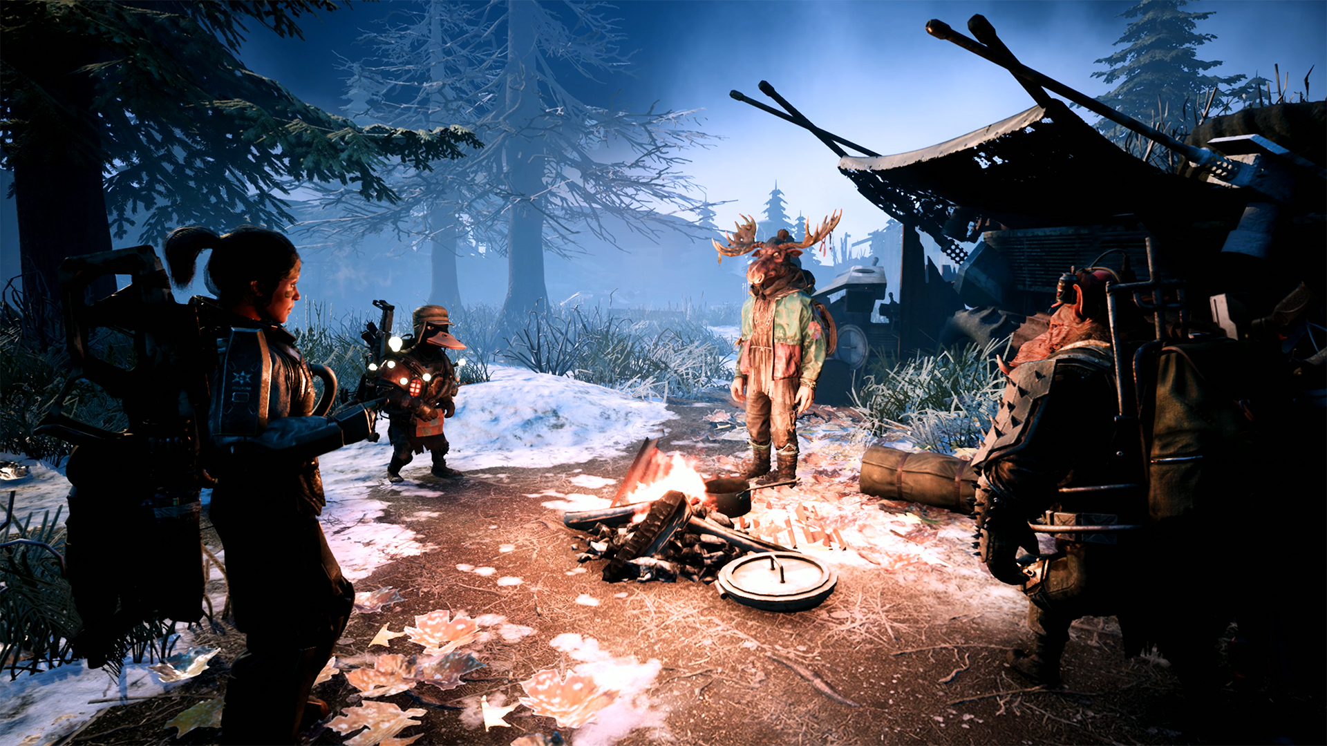 Mutant Year Zero: Seed of Evil Review - More Mutants, More Ways To Kill