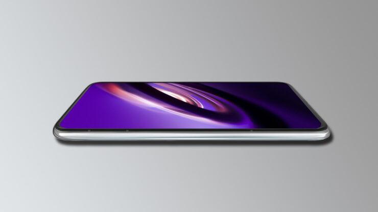 Vivo NEX 3 glass panel leak reveals a beautiful symmetrical design