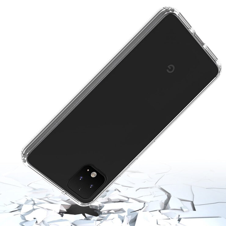 Pixel 4 and Pixel 4 XL case renders leaked