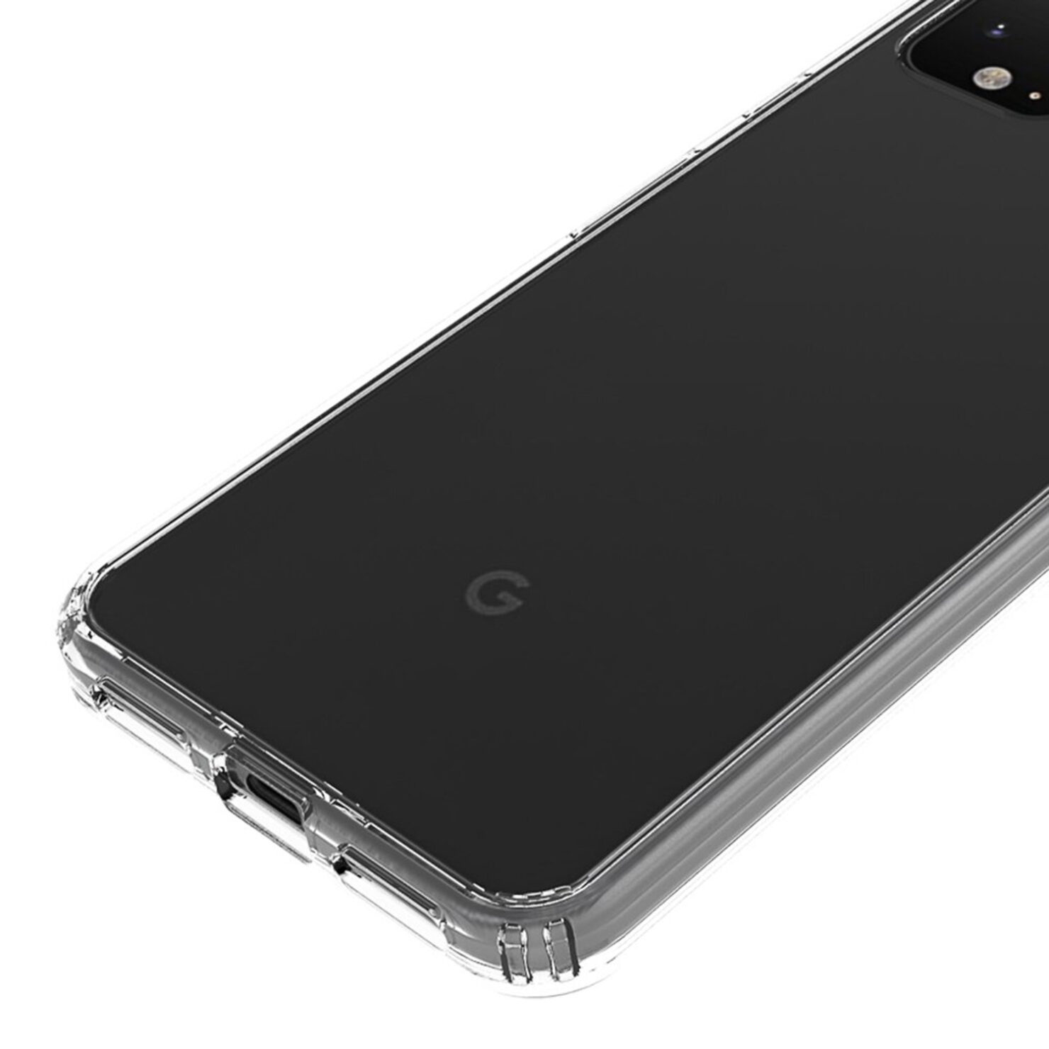Pixel 4 and Pixel 4 XL case renders leaked