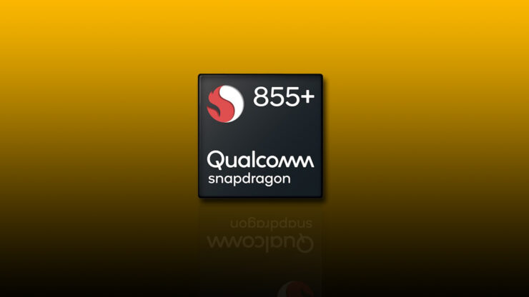 Qualcomm Snapdragon 855 Plus official