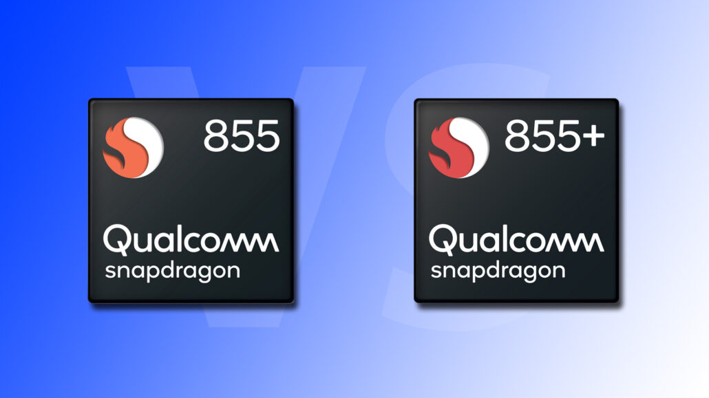 Snapdragon 855 vs Snapdragon 855 Plus specifications comparison