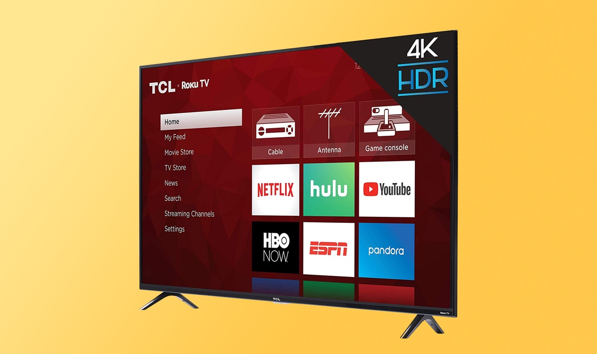 Hot Prime Day 2019 TV Deal: 43-inch 4K HDR TV from TCL with