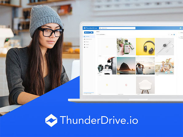 ThunderDrive Cloud Storage Lifetime Subscription