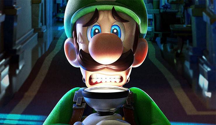 Luigi's Mansion 3 Update 1.2.1