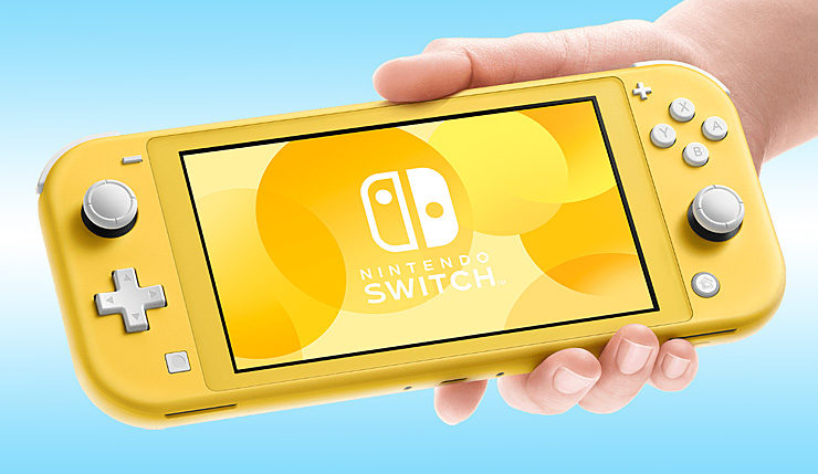 Switch Lite Modchip