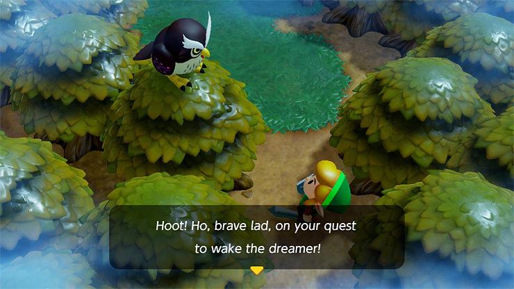 Zelda: Link's Awakening Interview: Nintendo on New Features, if the