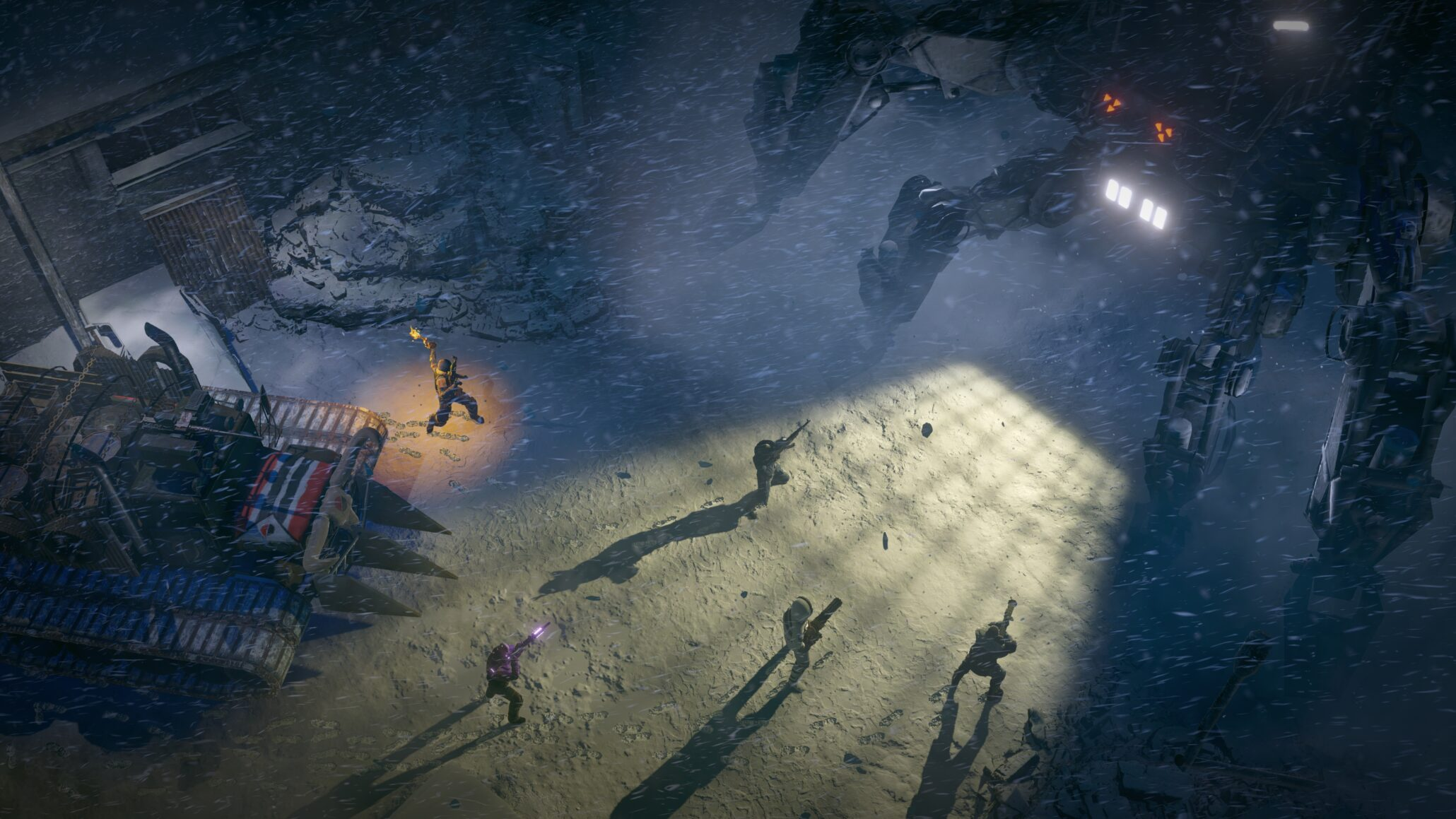 Wasteland 3 Interview - Brian Fargo: We Want to Work on This
