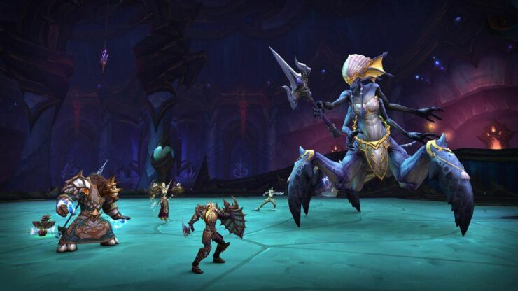 WoW Battle for Azeroth Rise of Azshara Hotfix