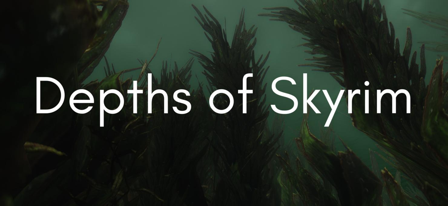 depths of skyrim mod