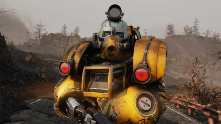 fallout 76 patch 11 power armor